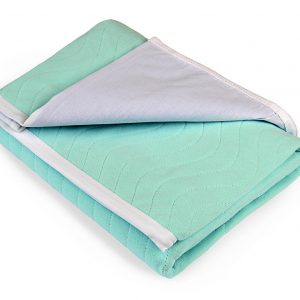 650x650 Aleva 4 litre Bed Pad 1mx1.4m wide Double/Queen size
