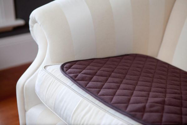 Aleva® ABSO® Washable Absorbent Chair Pad Brown