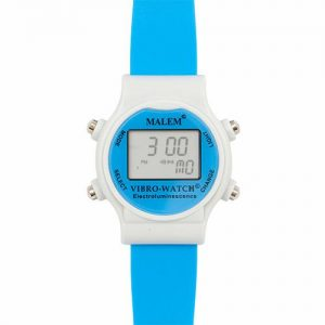 24x24 Malem M022 Vibro Watch Blue