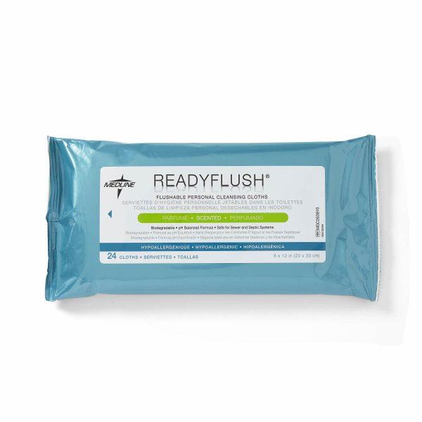 24x24 Readyflush Flushable Wipes 24 pack